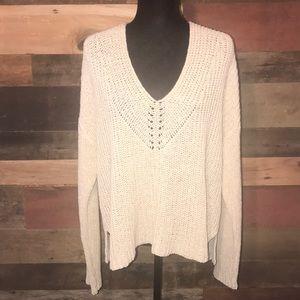 💐 Super cozy oversized Eileen Fisher sweater